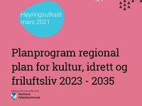 Hoyringsutkast planprogram 2021 forside