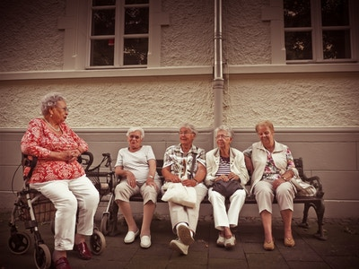 Adult Age Elderly 272864