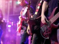 Band blurry