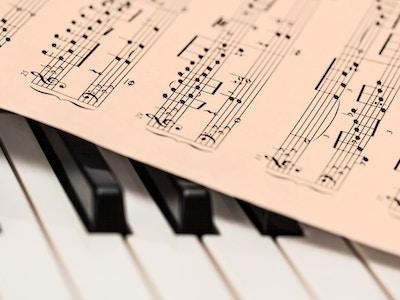 Keyboard Music Sheet Musical Instrument 210764