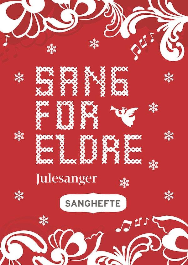 Sanghefte Julesanger Cover Web